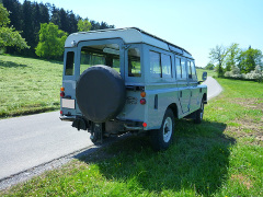 Land-Rover Serie 3 109 Station Wagon